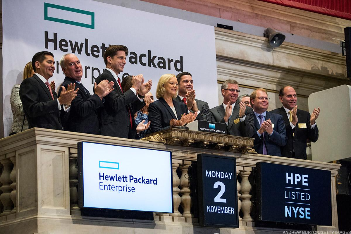 Hewlett Packard Enterprise Double Upgraded to Buy at B of A as Trends Improve
