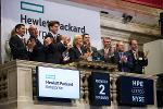 HPE Rises on Earnings Beat; CFO Says He Sees Room to Expand Margins Further