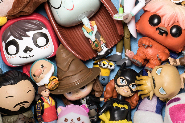 Funko's Not Just Child's Play