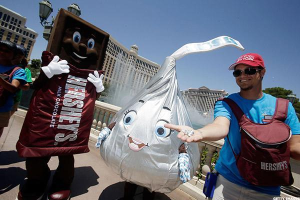 Go Inside Hershey's Wildest Ideas on How You Will Shop for Food in the Future