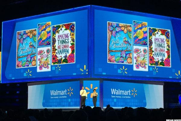 Walmart Sees Huge Sales Growth In Unlikely Book Category