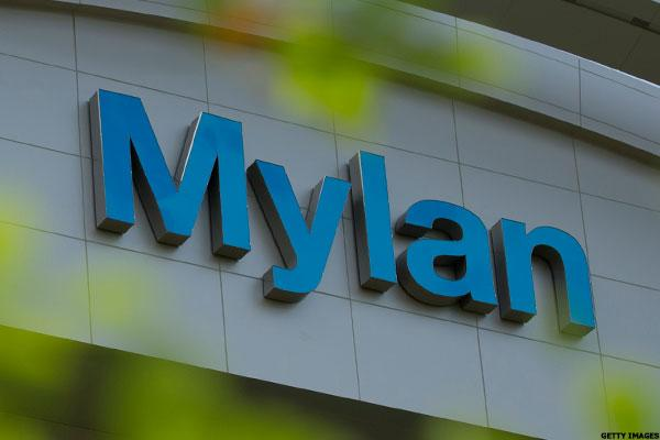 Buy Mylan, Ride the Momentum