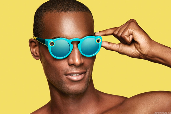 Snap Spectacles.