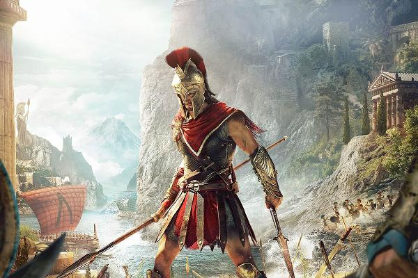 19. Assassin's Creed Odyssey (PS4)