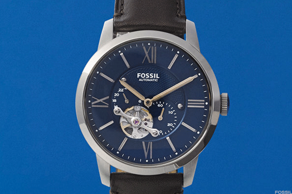 Fossil's 4Q Miss Stokes Concerns About Traditional Watch Market