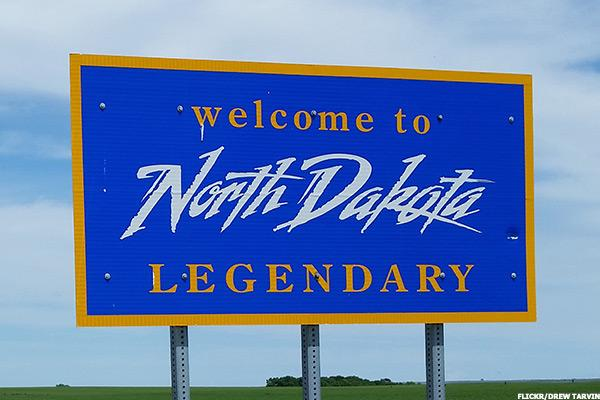 8. North Dakota