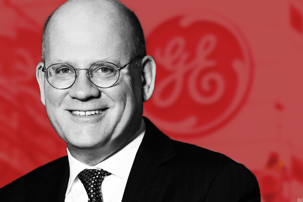 New GE CEO John Flannery.