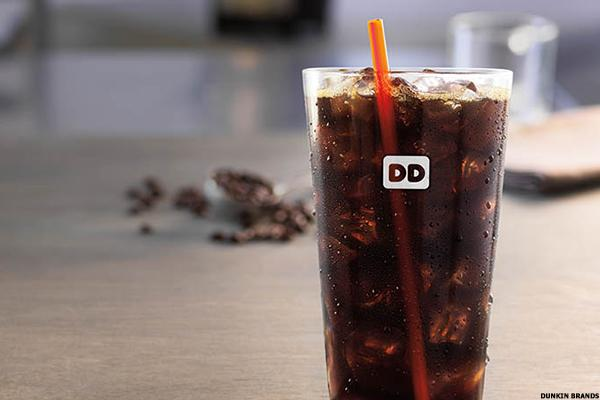 Dunkin' Donuts CEO -- We're Not Going to Stop Selling Fast Food