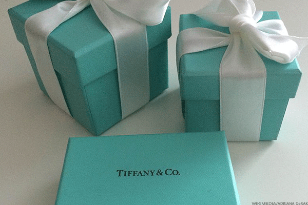 Tiffany Chart Shows Where to Buy on Weakness