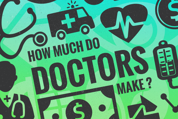 how much do doctors make in 2018 thestreet