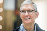 Trump Says Apple CEO Tim Cook Has 'Promised' to Build Three U.S. Factories