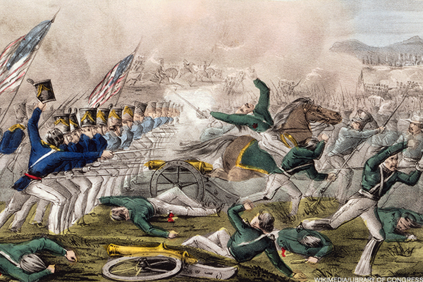 the mexican american war 1846 1848 essay Fund the war effort his essay mexican war, 1846-1848 an outstanding site for just browsing or for conducting serious research on the mexican-american war.