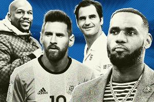 Who Are the Highest-Paid Athletes in the World?