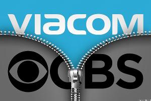 CBS and Viacom Shares Edge Higher on Renewed Merger Talk Reports