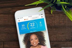 Oprah Sends Shares of Weight Watchers Higher, Again