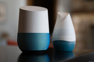 Watch Your Back, Amazon: Alphabet is Quickly Catching Up in Home Speakers