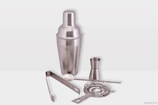 Stainless Still Martini Set