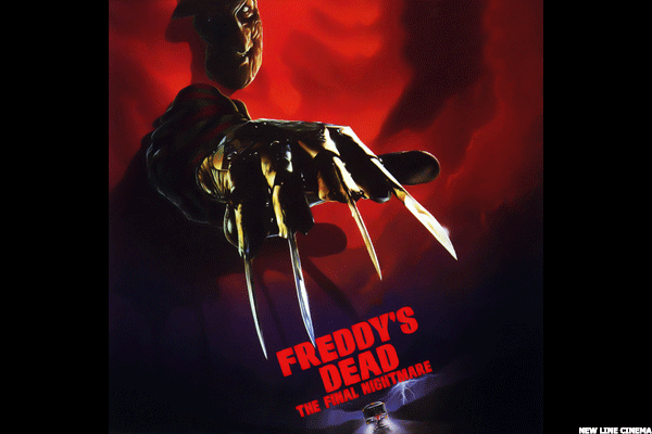 23. Freddy's Dead: The Final Nightmare