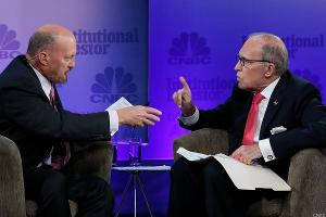 'Anyone who watched Larry Kudlow go off on China knows that if you are owning companies that we call the China companies you need to be quaking in your wingtips.'