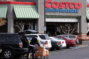 Costco: Don't Call This an Uptrend