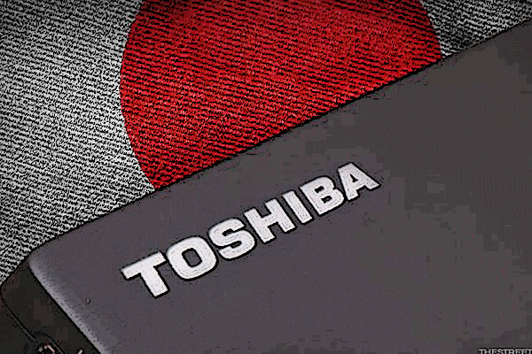 Toshiba in Talks to Sell PC Unit to Taiwan's Asus