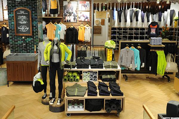 Lululemon's Gap and How to Trade It