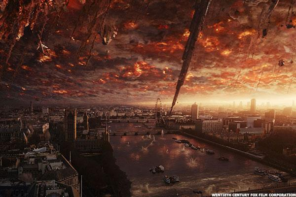 'Independence Day' Franchise Saw No Resurgence at the Box Office