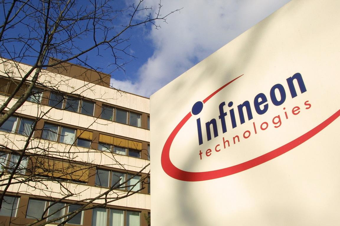 Infineon Extends Declines After Chipmaker Warns on Profits Amid China Auto Slump