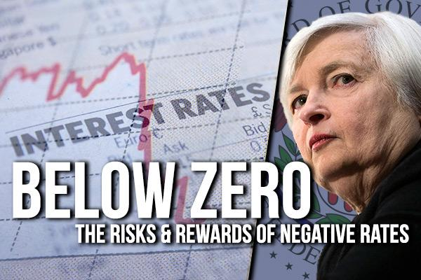 Below Zero: Why The U.S. Might Join The Negative-Rate Club