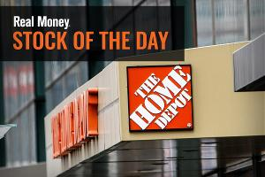 Home Depot Is Showing Some Weakness in the Charts and Indicators