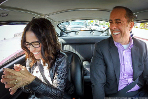 Netflix Gets Seinfeld's 'Comedian in Cars' Series, Not That There's Anything Wrong With That