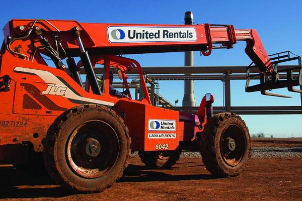 United Rentals Stock: Buyers Are Looking Several Months Ahead