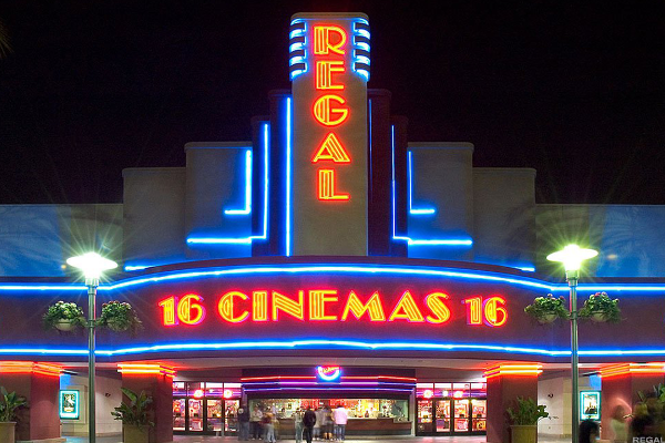 Cineworld Closes $5.8 Billion 'Reverse Takeover' Deal with Regal Entertainment