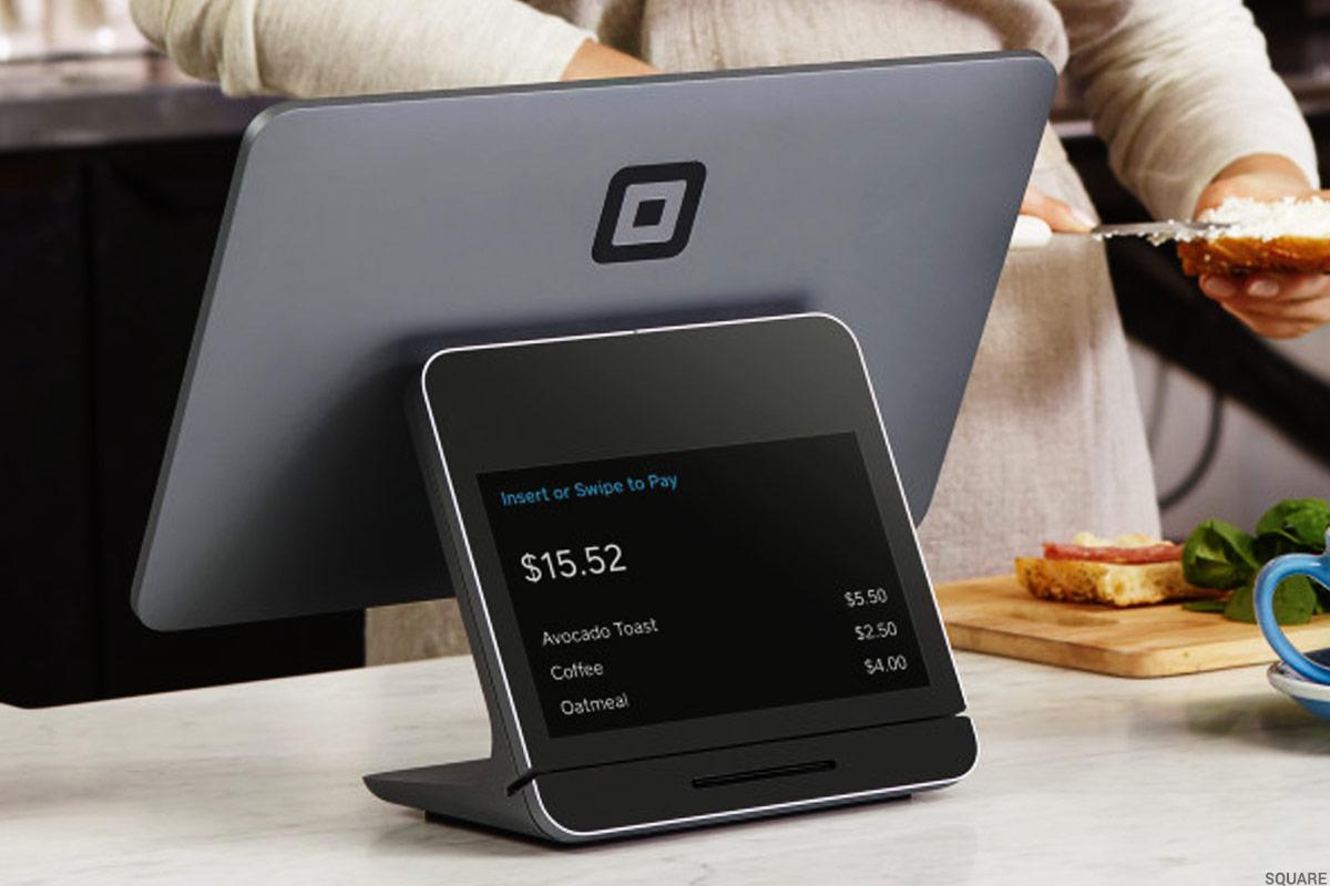 Square Shares Ease After KeyBanc Cuts Target, Affirms Stock at Overweight