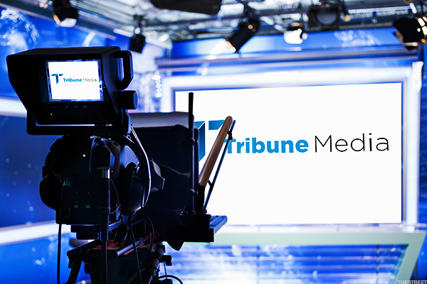 Tribune Media, Time Jump on Reports of Potential Deals
