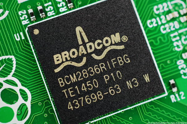 Broadcom May Be Nearing the End of Its Run Higher: Here's How to Trade It