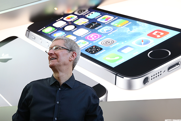 There Is a Growing Problem for Apple That CEO Tim Cook Doesn't Want You to Know About