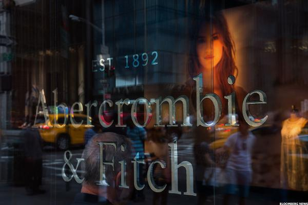 Abercrombie & Fitch (ANF) Stock Closes Higher Ahead of Tomorrow's Q1 Earnings