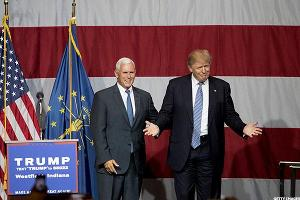 Trump VP Pick Mike Pence's Indiana Record Shows Preference for Social Issues Over Business