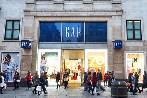Gap Stock Soaring on JPMorgan Upgrade