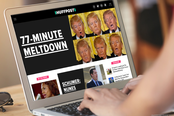 The Huffington Post Rebrands, but What Will It Stand For?