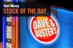 Dave & Buster's Gets Benched as Sales Don't Score