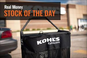Chart of the Day: Is Kohl's a Playable Stock on a Pullback?