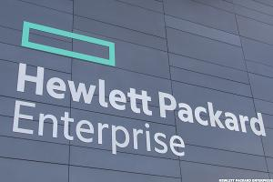 Go With the Trend (Up) on Hewlett Packard Enterprise