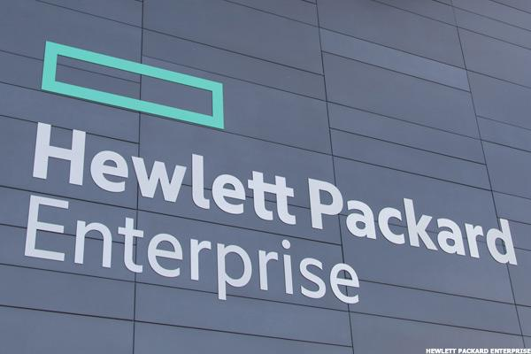 Hewlett Packard Enterprise Shares Could Benefit From Lowered Expectations