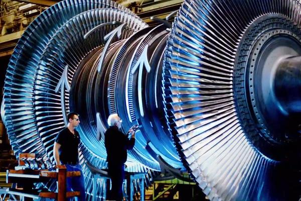 General Electric Is Losing Market Share in Gas Turbines, Says JPMorgan's Tusa