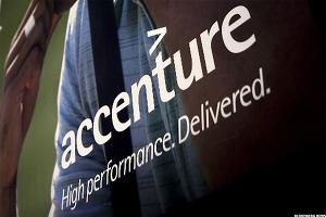 Accenture Is Rising From the Brexit Ashes