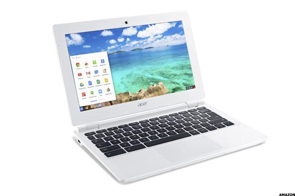 Google Encroaches on Microsoft's Territory With Chromebook Business Push