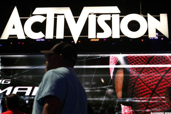 Hit Pause on Activision Blizzard, Wait for Pullback