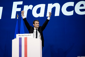French Election Fires Up Wall Street, Propels Stocks to Best Gains Since Early March